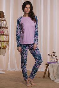 Фіолетова піжама, 74530, код 74530, арт LNS 951 B21