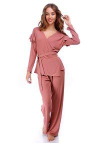 Трикотажные пижамы женские, 74726, код 74726, арт 3237