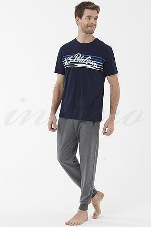 Комплект: футболка и брюки U.S. Polo ASSN, США 18444 фото