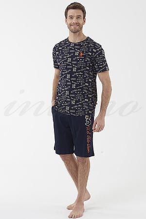 Комплект: футболка и шорты U.S. Polo ASSN, США 18417 фото