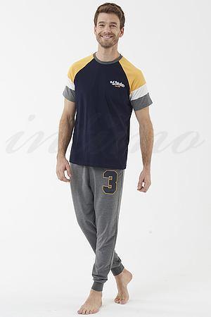 Комплект: футболка і брюки US Polo ASSN, США 18447 фото