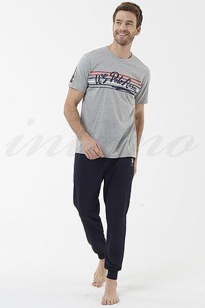 Комплект: футболка і брюки US Polo ASSN, США 18419 фото