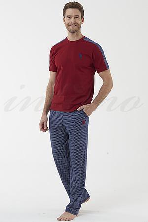 Комплект: футболка і брюки US Polo ASSN, США 18443 фото