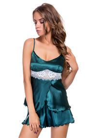 Жіночі зелені піжами, 42714, код 42714, арт F50026