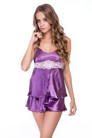 Фиолетовая пижама, 42714, код 42714, арт F50026