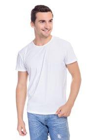 Білі чоловічі футболки, 46882, код 46882, арт UA002