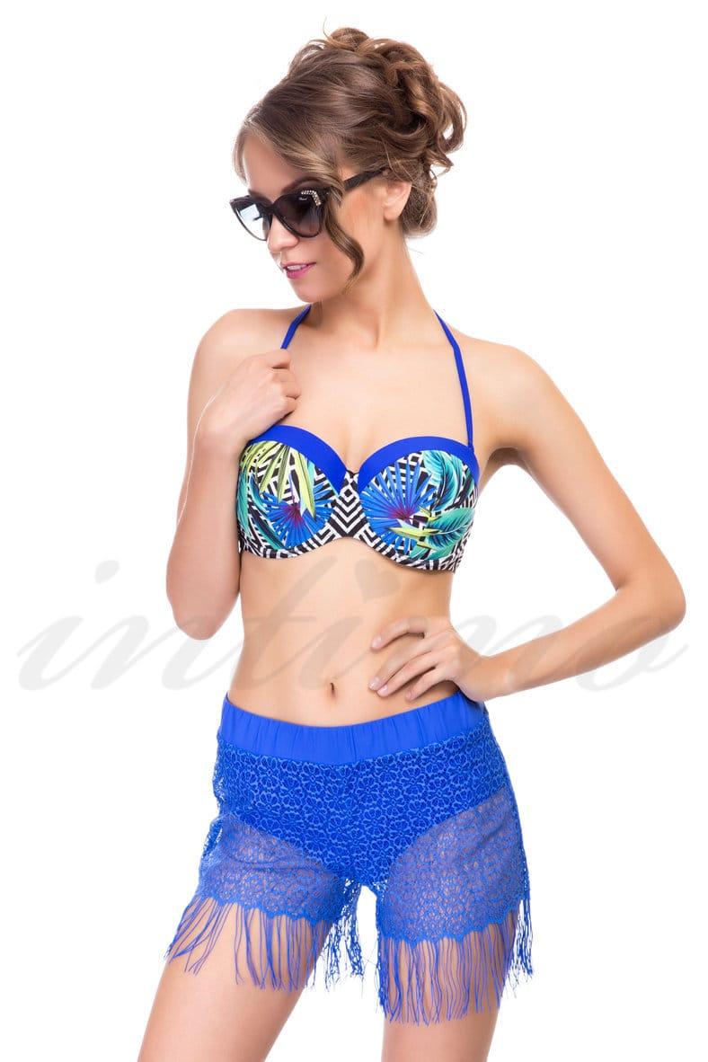 Сині і блакитні штани, шорти, комбінезони, 47443, код 47443, арт FQ257U