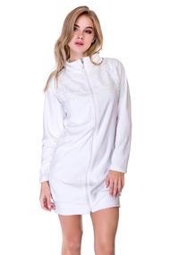 Жіночі халати на блискавки, 48978, код 48978, арт 63605I