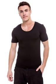 Однотонная футболка, 50491, код 50491, арт 70103