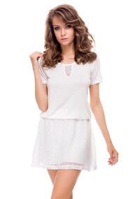 Белые кружевные платья, 52491, код 52491, арт LUL2031
