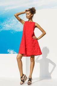 Червоні пляжні сукні та сарафани, 53641, код 53641, арт 18017-P