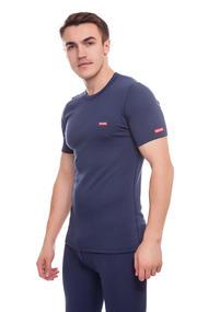 Мужские футболки синего цвета, 54134, код 54134, арт ФМ-634