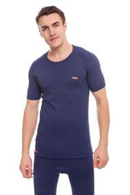 Мужские футболки синего цвета, 54137, код 54137, арт ФМ-633