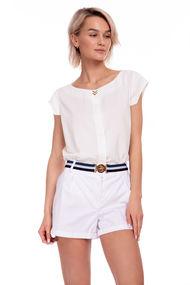 Белые брюки, шорты, комбинезоны, 55904, код 55904, арт 19020-Р