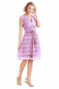 Фіолетові сукні, 58223, код 58223, арт IC20-021