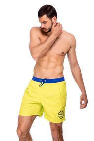Желтые шорты мужские, 60589, код 60589, арт 58306