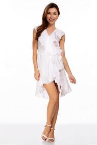 Короткі білі сукні, 62688, код 62688, арт GV-100016