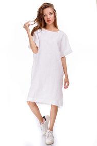 Короткі білі сукні, 63244, код 63244, арт Sil-009