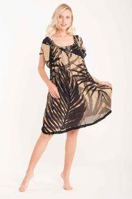 Чорні пляжні сукні, 64109, код 64109, арт VI21-087