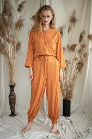 Оранжевая пижама, 64137, код 64137, арт Sil-022