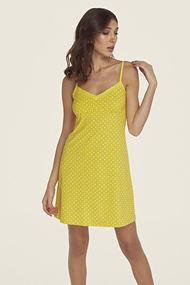 Желтая сорочка, 64616, код 64616, арт 6250-2