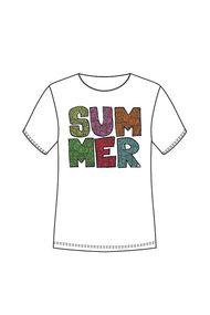 Белые футболки, 66421, код 66421, арт 6161-2А