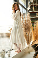 Комплект: халат и сорочка German Volf 66878 - фото №1