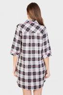 Платье-рубашка Massana 69796 - фото №3