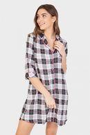 Платье-рубашка Massana 69796 - фото №2