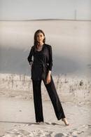 Комплект: топ, брюки и кардиган Ora 70147 - фото №16