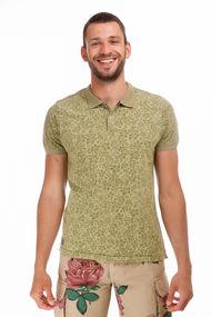 Зелені чоловічі футболки, 70803, код 70803, арт E215327