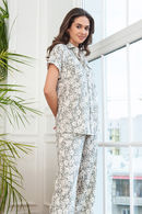 Комплект: рубашка и брюки German Volf 70829 - фото №12