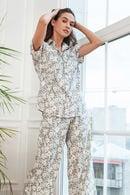 Комплект: рубашка и брюки German Volf 70829 - фото №13
