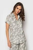 Комплект: рубашка и брюки German Volf 70829 - фото №20
