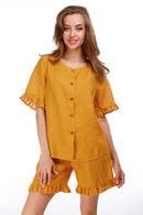 Комплект: блуза и шорты Silence 71679 - фото №4