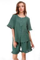 Комплект: блуза и шорты Silence 71679 - фото №8