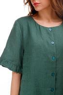 Комплект: блуза и шорты Silence 71679 - фото №11