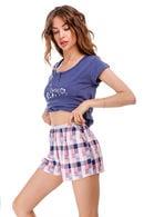Комплект: футболка и шортики Massana 72044 - фото №3