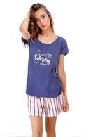 Комплект: футболка и шортики Massana 72044 - фото №6