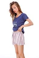 Комплект: футболка и шортики Massana 72044 - фото №7