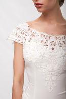 Свадебное платье Lignature 72157 - фото №2