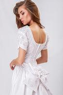 Свадебное платье Lignature 72168 - фото №2