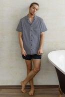 Комплект: рубашка и шорты Silence 72307 - фото №1