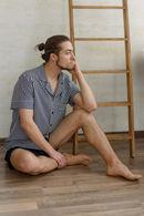 Комплект: рубашка и шорты Silence 72307 - фото №2