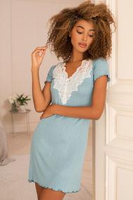 Синяя сорочка, 73055, код 73055, арт GV-21029
