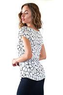 Блуза Fleri 73114 - фото №6