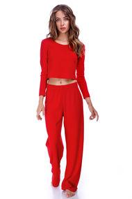 Червоні жіночі піжами, 73992, код 73992, арт GV-21045