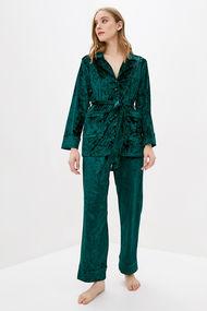 Жіночі зелені піжами, 73993, код 73993, арт GV-21049