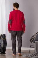 Комплект: джемпер и брюки Key 74248 - фото №1